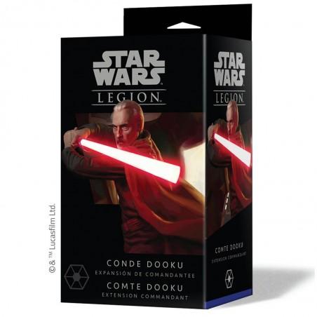Star Wars Legión: Conde Dooku