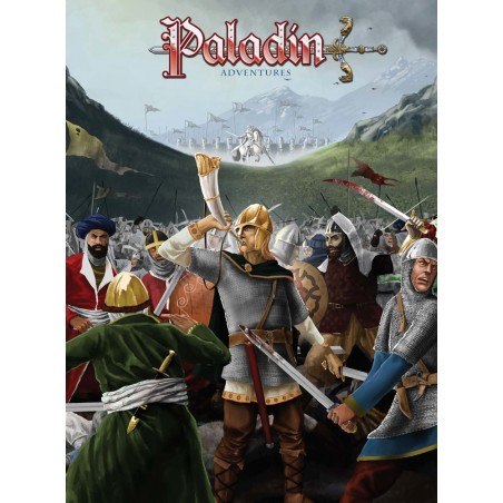 Paladin Adventures (Hardcover)