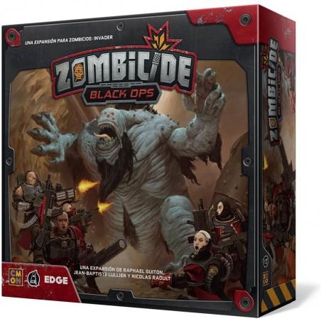 Zombicide: Invader. Black Ops