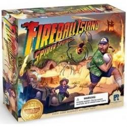 Fireball Island - Spider...