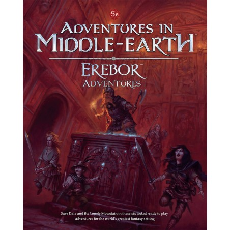 Adventures in Middle-Earth...