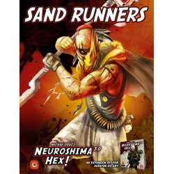 Neuroshima Hex! 3.0: Sand...