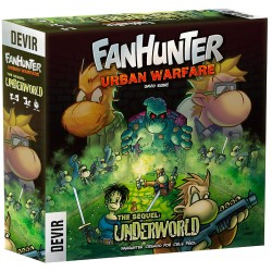 Fanhunter: Urban Warfare....
