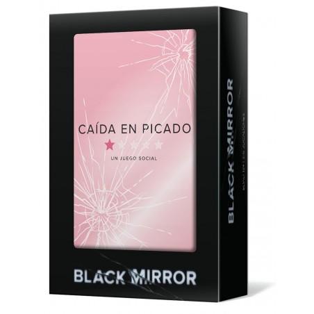Black Mirror Caída en picado