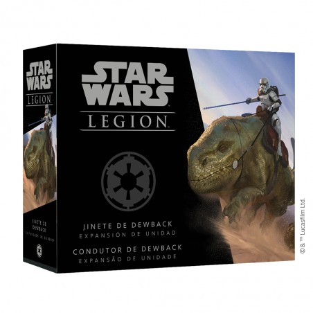 Star Wars Legion: Jinete de...