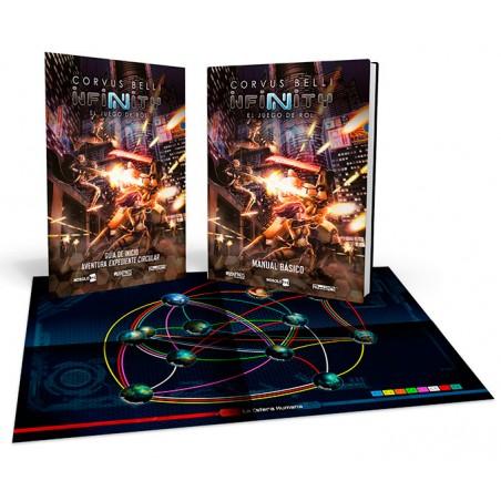 Infinity: El Juego de Rol +...