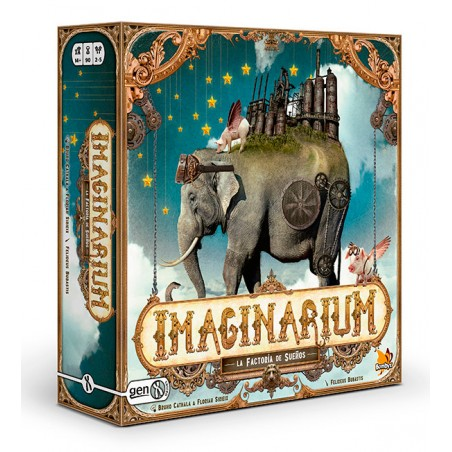 Imaginarium (castellano)