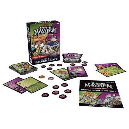 Dungeon Mayhem: Battle for...