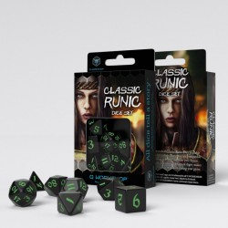 Classic Runic Black/Green...