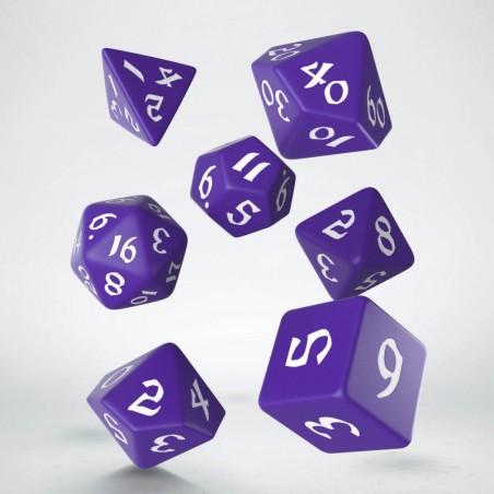 Classic Runic Purple/White...
