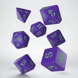 Classic Runic Purple/Green...
