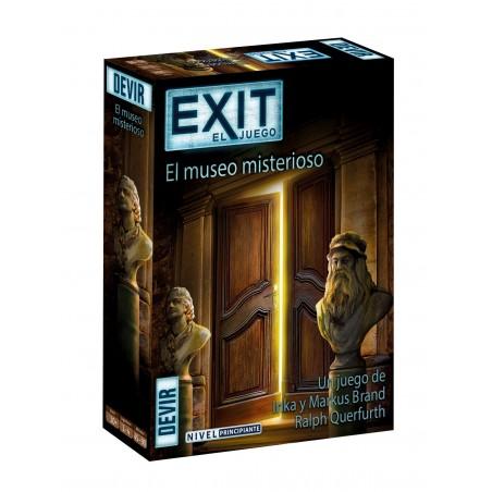 Exit - 10: El Museo Misterioso
