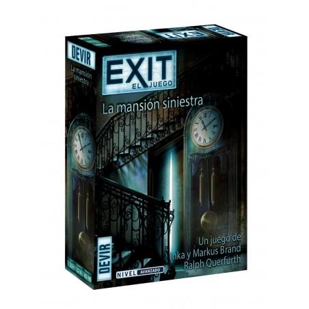 Exit - 11: La Mansión...