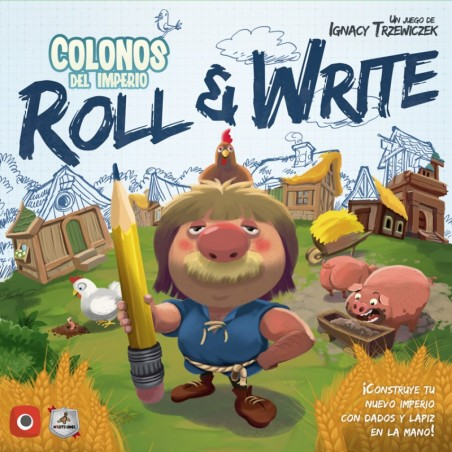 Colonos del Imperio: Roll &...