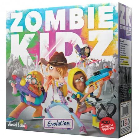 Zombie Kidz Evolution