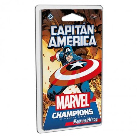 Marvel Champions: Capitán...