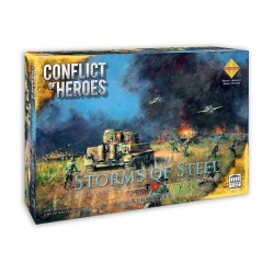 Conflict of Heroes: Storms...
