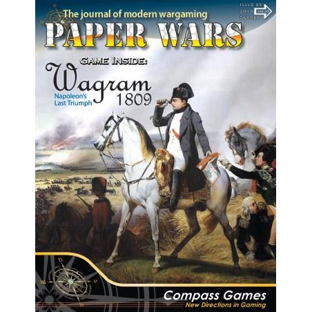 Paper Wars 93. Wagram