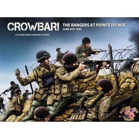 Crowbar!: The Rangers at...