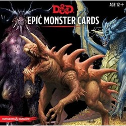 D&D Monster Cards: Epic...
