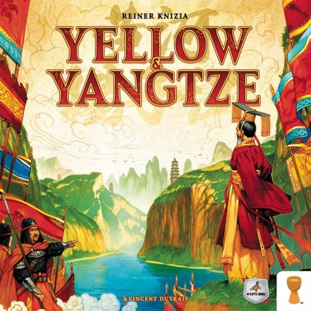 Yellow & Yangtze (castellano)