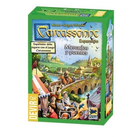 Carcassonne: Mercados y...