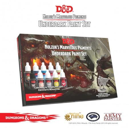 D&D Nolzur's Marvelous...