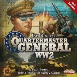Quartermaster General WW2...