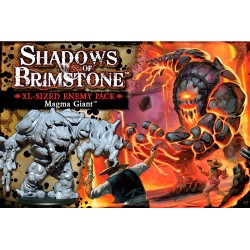 Shadows of Brimstone: Magma...