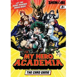 My Hero Academia: The Card...