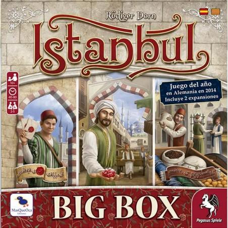 Istanbul Big Box (castellano)