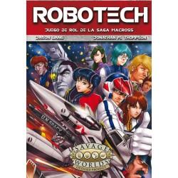 Robotech. Juego de rol +...