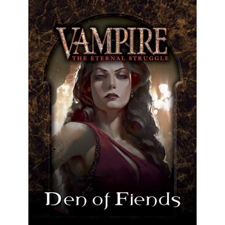 Vampire: T.E.S. Guarida de...