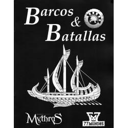 Mythras: Barcos y Batallas