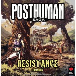 Posthuman Saga: Resistance...