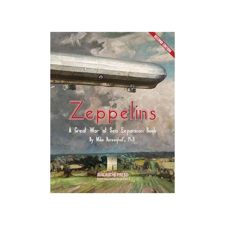 Great War at Sea: Zeppelins...