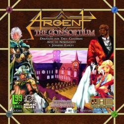 Argent: The Consortium...