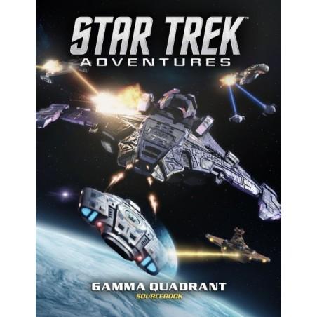 Star Trek Adventures RPG....