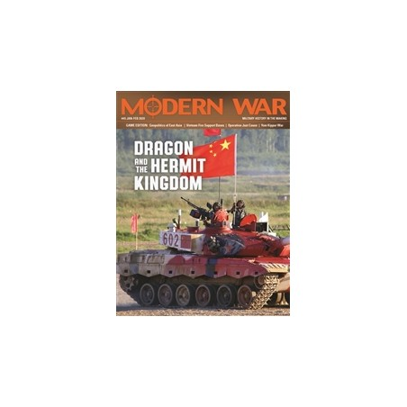 Modern War 45: The Dragon...