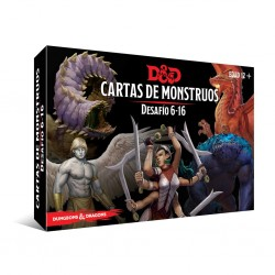 Dungeons & Dragons Cartas...