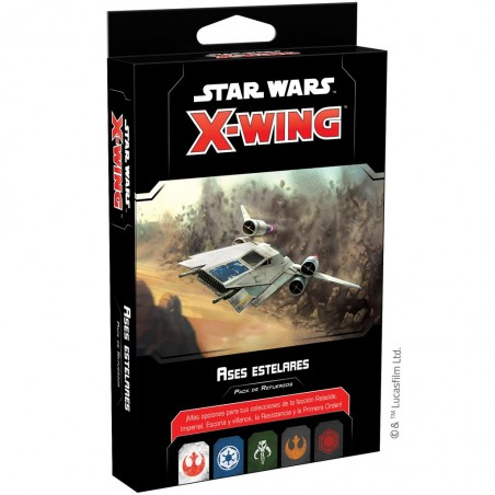 X-Wing 2ª Ed. Ases Estelares