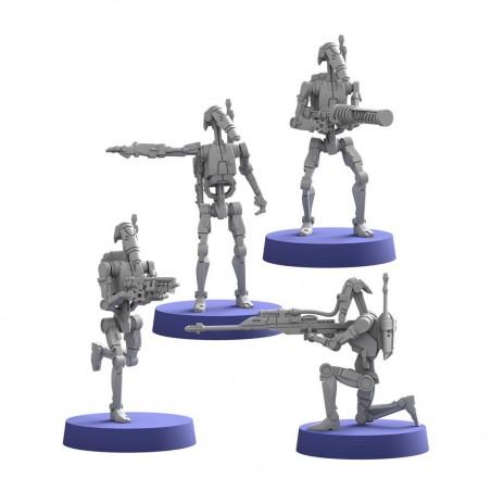 Star Wars Legión: Droides...