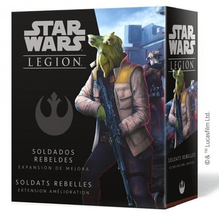Star Wars Legión: Soldados...