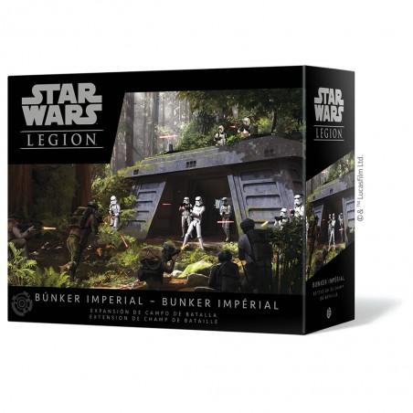 Star Wars Legión: Búnker...