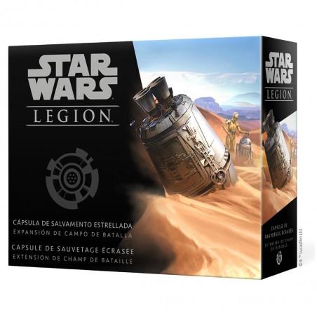 Star Wars Legión: Cápsula...