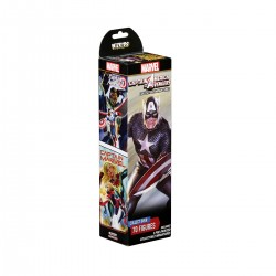 Marvel HeroClix: Captain...