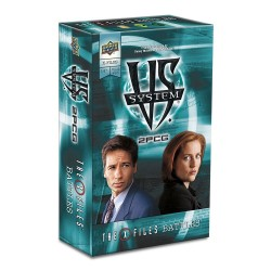 VS System 2PCG: The X-Files...