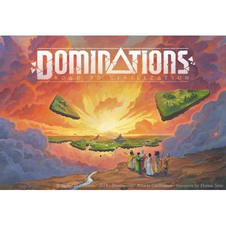 Dominations: Road to...