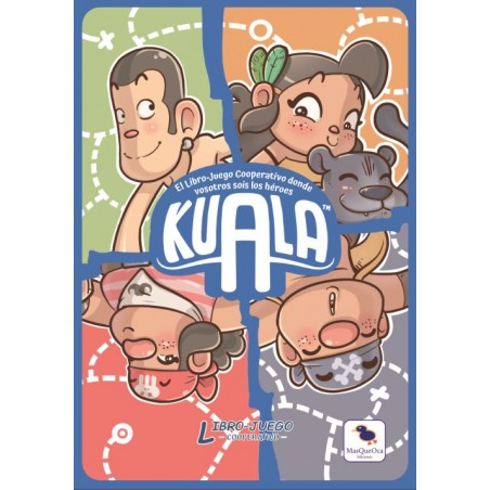 Kuala (librojuego)