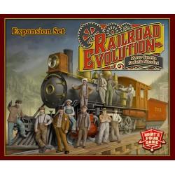 Railroad Revolution:...